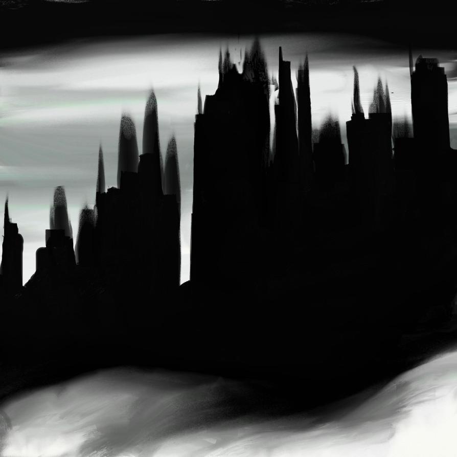 Dark City by katiejo911