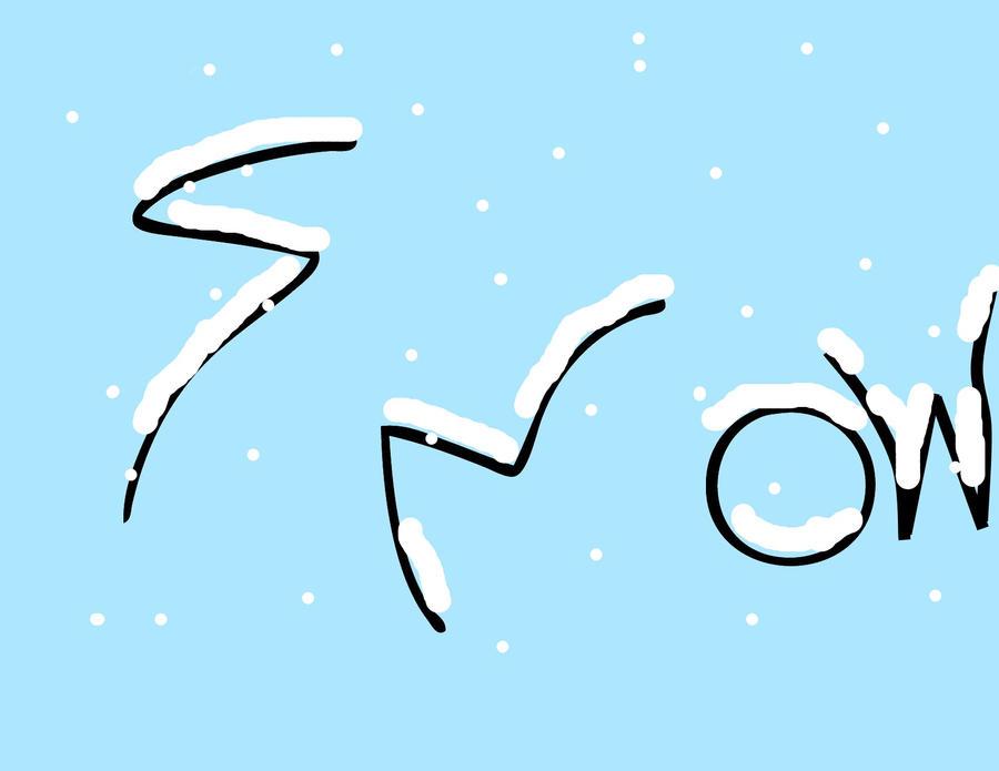 Snow by katiejo911