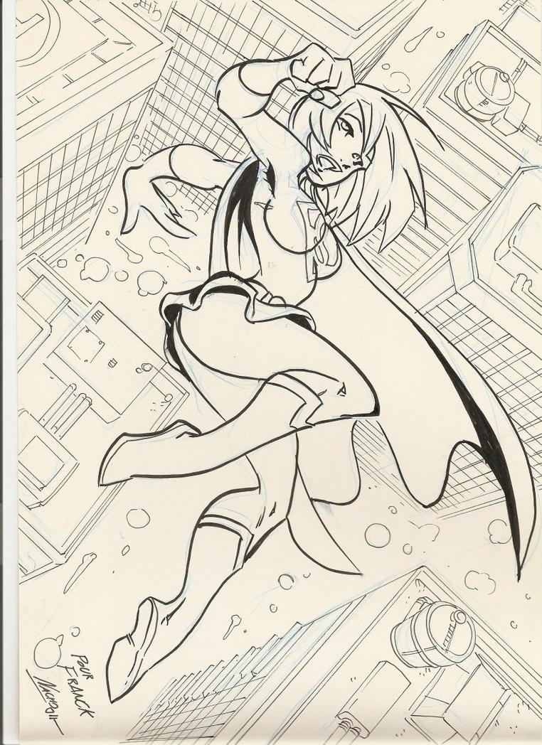 Supergirl by NACHO by neodrago