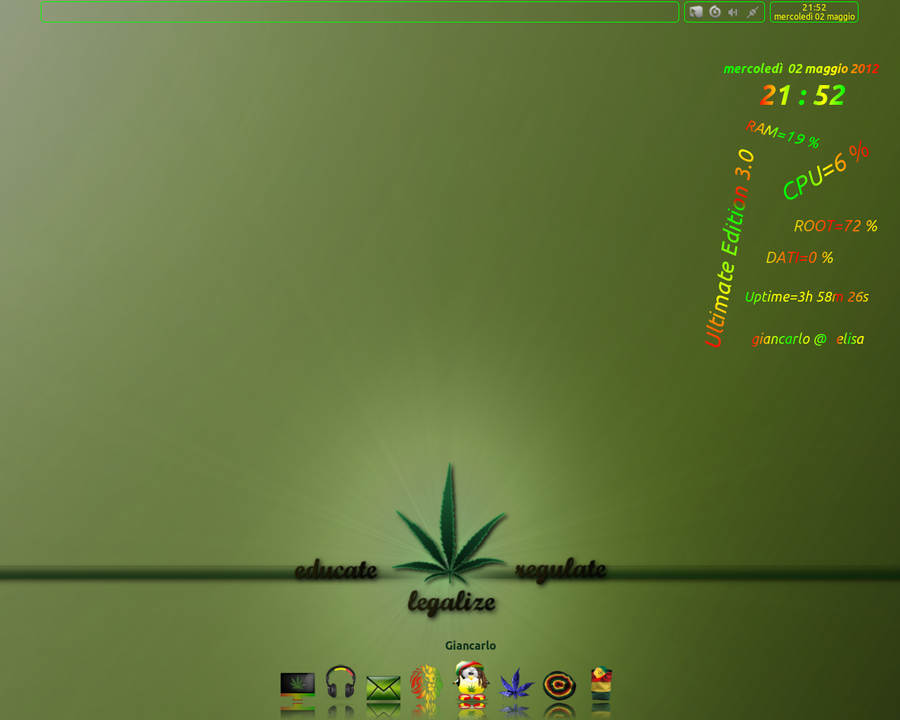 Jamaica_Desktop_Screenshot by giancarlo64