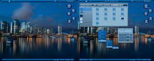 Vancouver BEShell/Bespin Screenshot