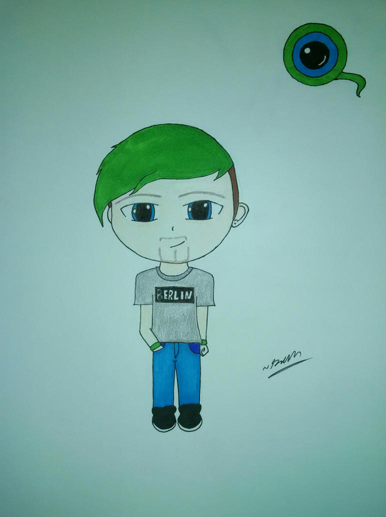 Lil Jack by RavenluvsSesshomaru