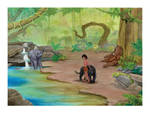 Jungle Book cover