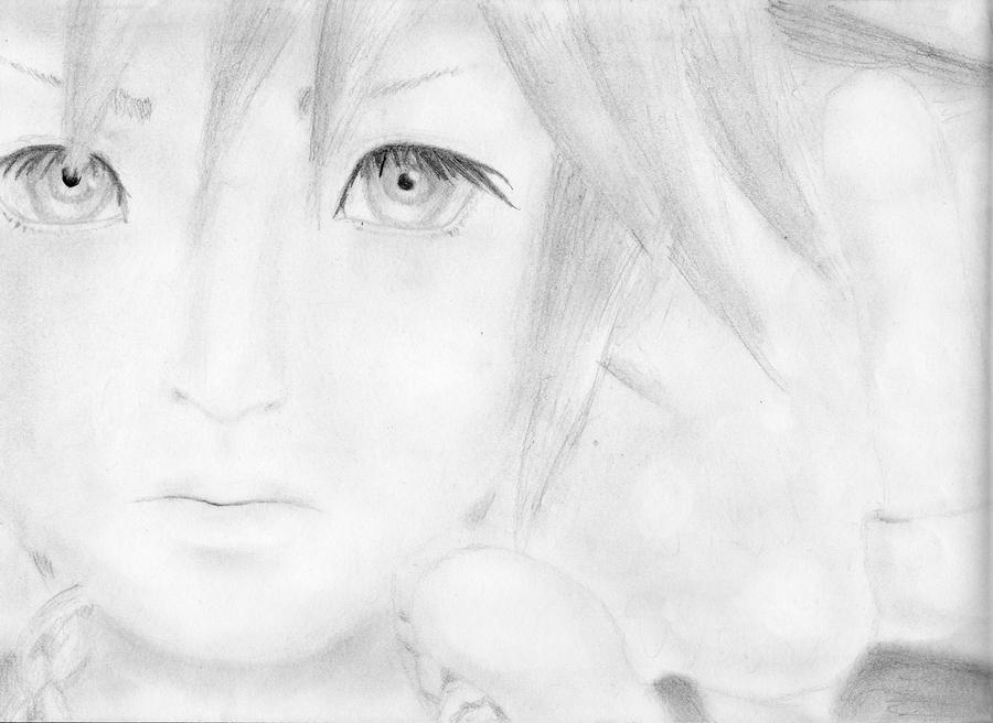 Sora by PrincessKairi25