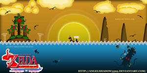 My Zelda Wind Waker HD Wallpaper