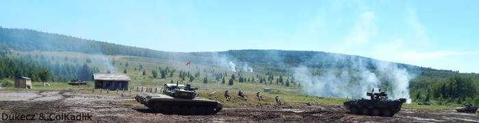 Bahna 2014 - Battlefield