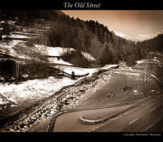 The Old Street by almen