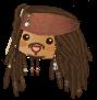 Jack Sparrow Avatar by Brunwen