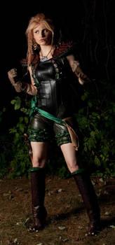 Tenel Ka costume