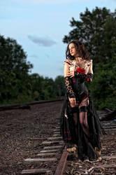 Tallulah 'Lilah' Black costume by RebelAllianceBarbie
