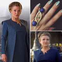 General Leia ring, Star Wars: The Force Awakens