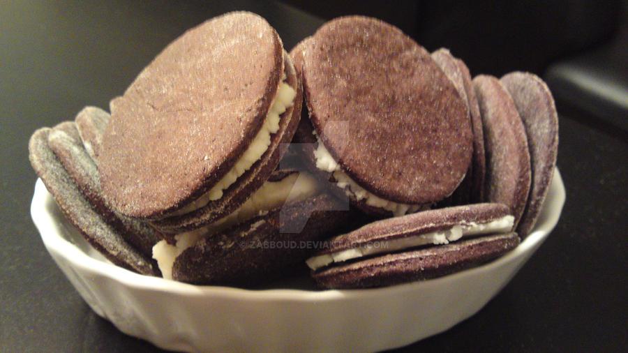 Oreo Cookies by Zabboud