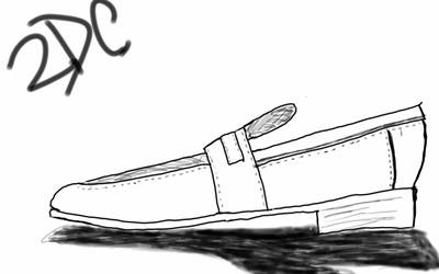 my shoe by popmaster6922