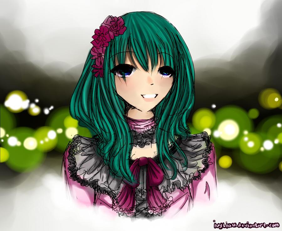 Ivy Liau's fanarts :D - Page 2 Lady_Cecilia_P__by_IvyLiau