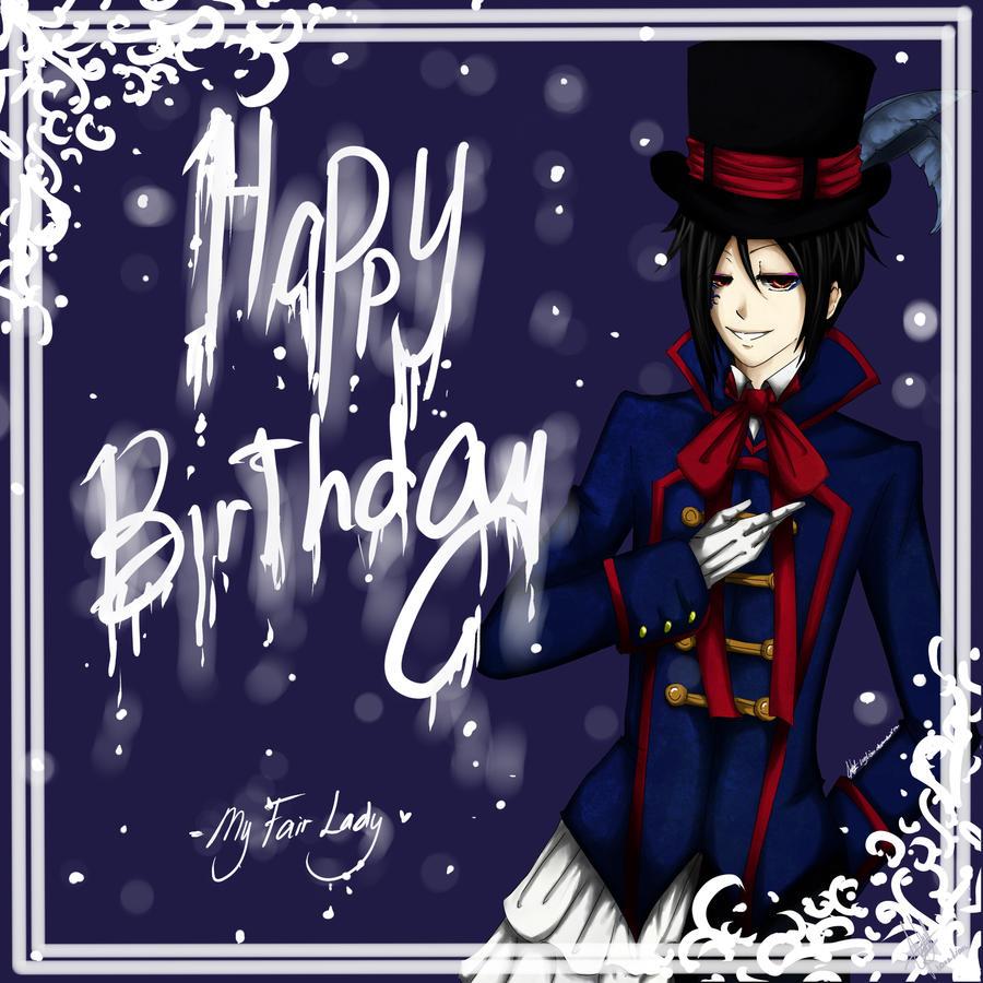 Ivy Liau's fanarts :D - Page 3 Happy_Birthday__My_Fair_Lady_by_IvyLiau
