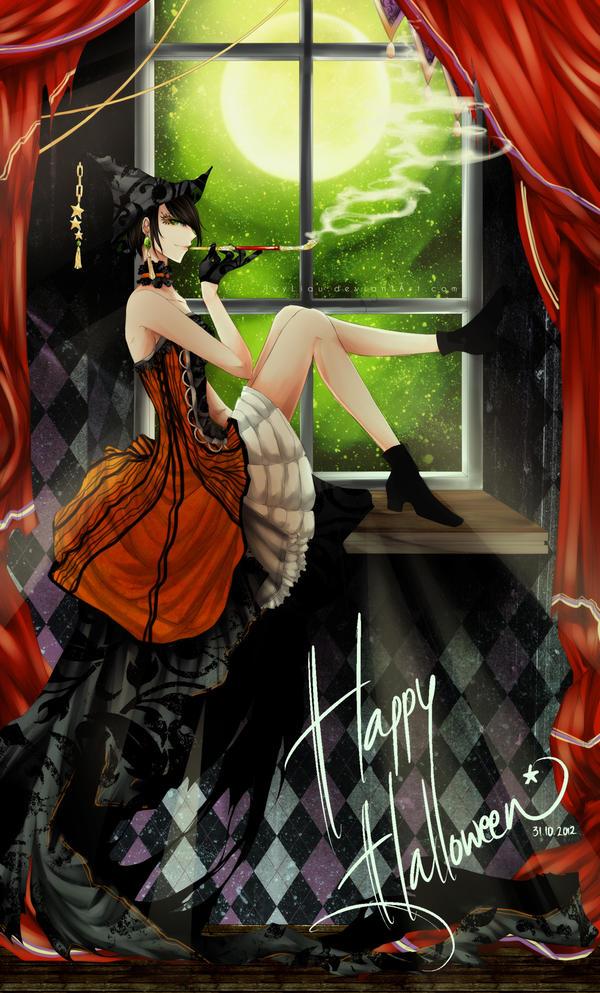 CR Quest: Halloween, Trick No Treat! by IvyLiau