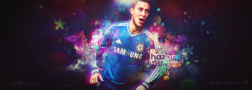 Eden Hazard - SG COLLAB  #15 by Gio-sg