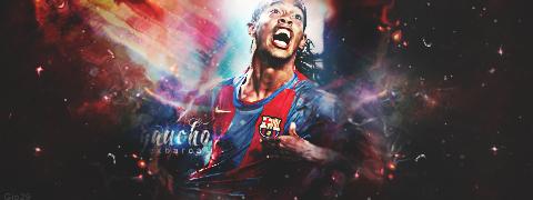 Ronaldinho by Gio-sg