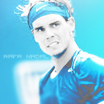 Rafa Nadal by MasterMas1