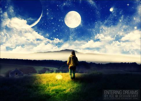Entering Dreams