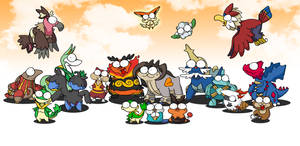 isshu pokemon BEAST 5