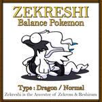 the BALANCE pokemon