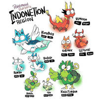 welcome to indonetion region