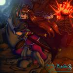 Lina Inverse, the Bandit Killer