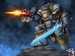 Commission Thyr Rockmaw