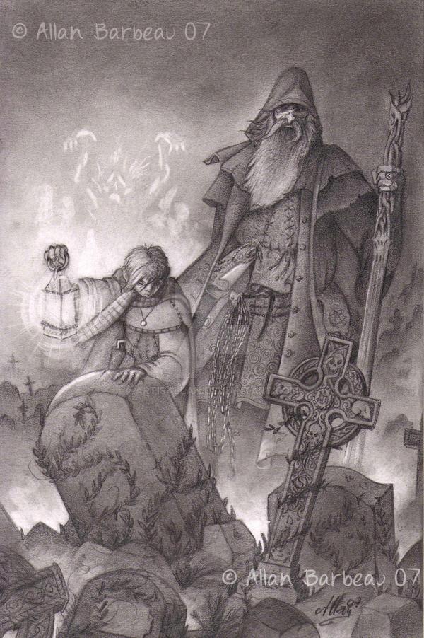 The Spook's Apprentice by ArtisAllan
