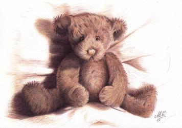 Ted E.Bear by ArtisAllan