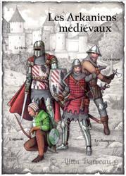 Les Arkaniens medievaux
