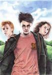 Ball pen art - Harry Potter