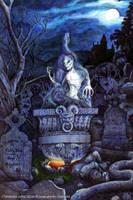 Lord Voldemort by ArtisAllan