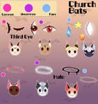 New church bat traits