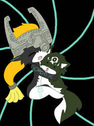 Midna (Contest Prize) by Triforcefangirl
