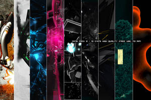 C4D Pack 2 + CFX Pack by CensGfx