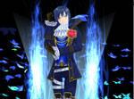 Blue Fantasy by KrystalDecasper