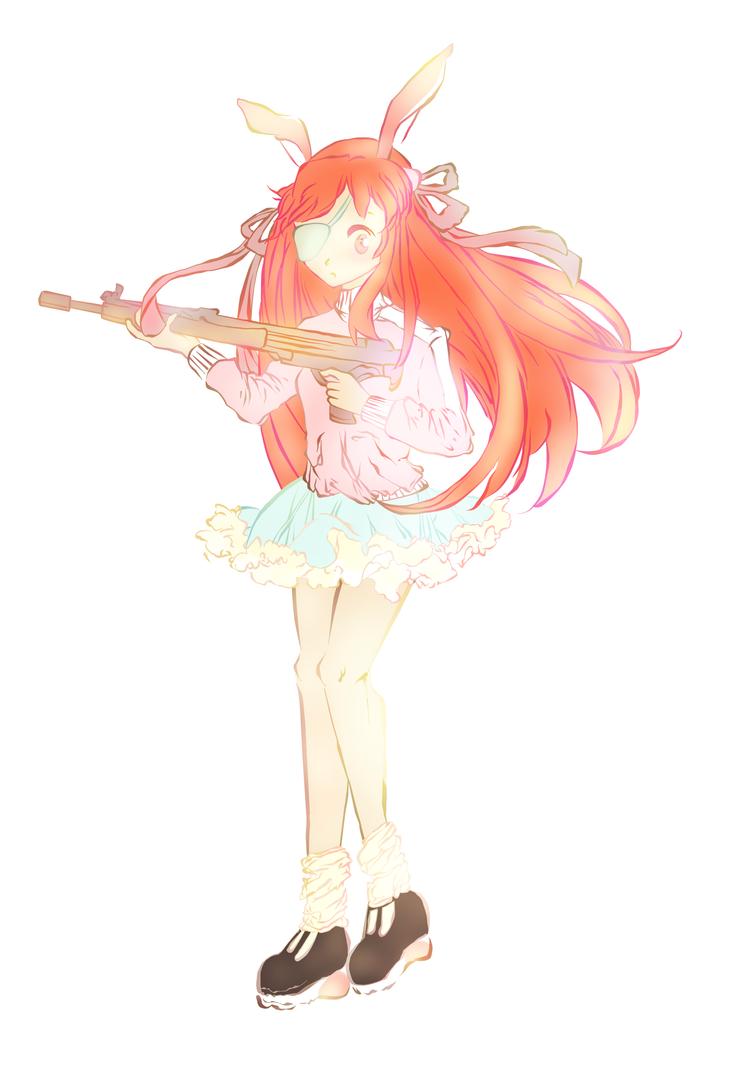Girlyy Asuka by CrazyLittleZebra