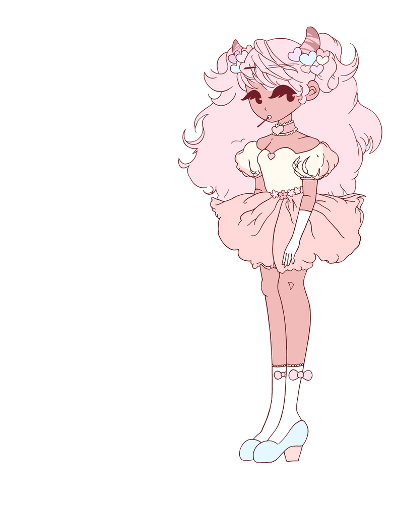Princess Mimi by CrazyLittleZebra