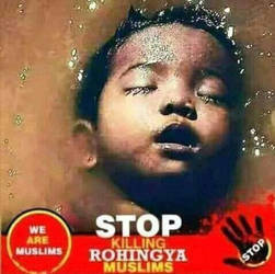 Stop Killing Rohingya Muslims by P-a-i-k-e-a