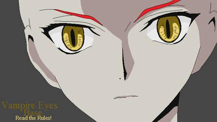 Vampire Eyes BASE by SAKU02