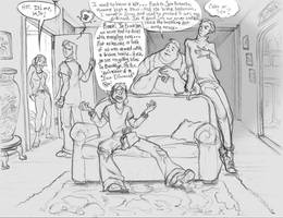 The Golden Boys strike again by princefala