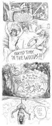 Boyz in da Wood by princefala