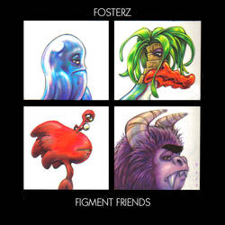Foster's goes Gorillaz by princefala