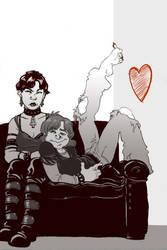 Todd - Heart by princefala