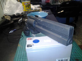 Trigun Vash the Stampede Resin Gun FOR SALE