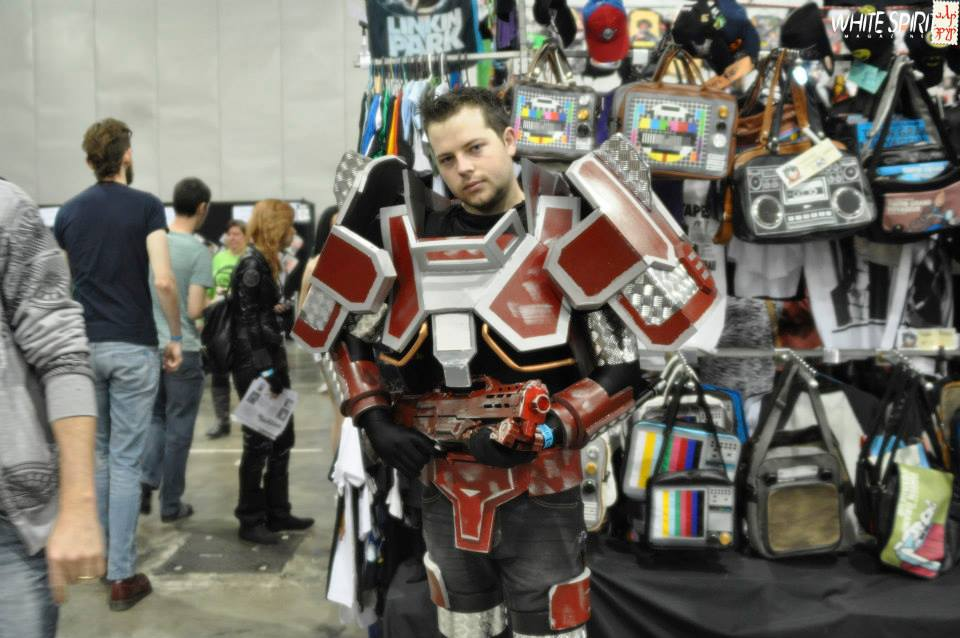 Wildstar Engineer Raid 2 Armor by wataglue