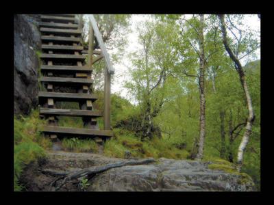 Hidden Steps by DustinSweet