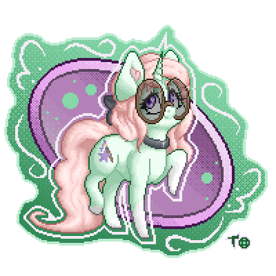 Mimi Badge by TowmacowWaffles